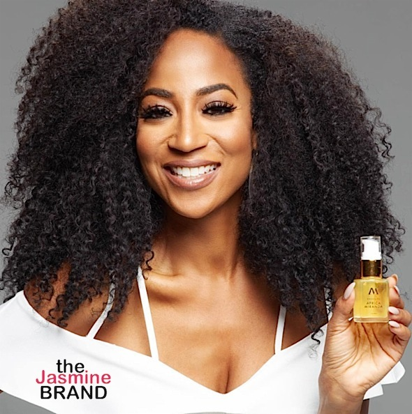 "Africa Miranda Launches ""Beauty By Africa Miranda"""