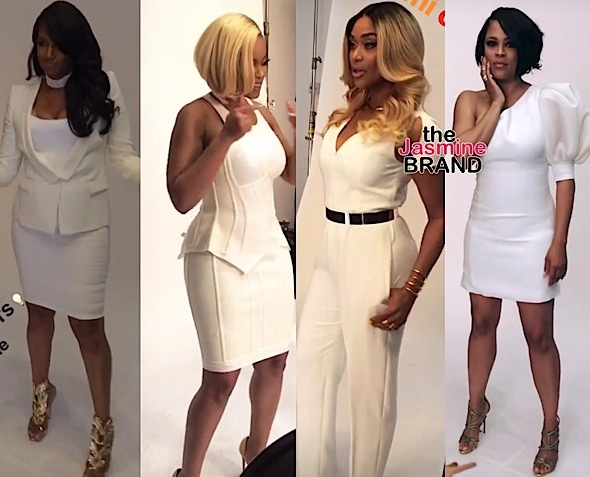 New Basketball Wives La Shoot Tami Roman Jackie Christie Shaunie O Neal Malaysia Pargo Thejasminebrand