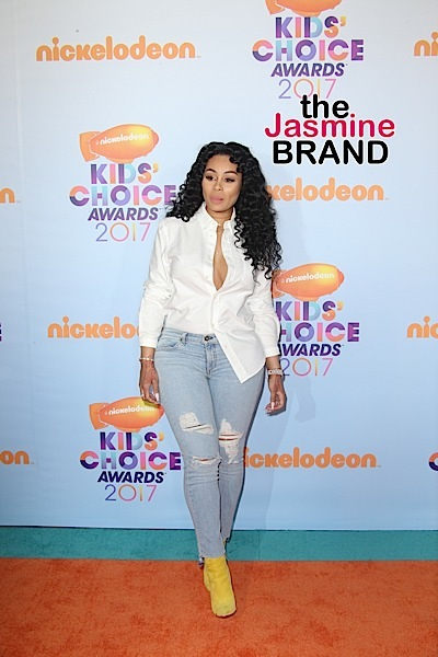 Kids Choice Awards: Nick Cannon, Mariah Carey & Dem Babies, Lamar Odom & His Adorable Kids + Blac Chyna & King Cairo