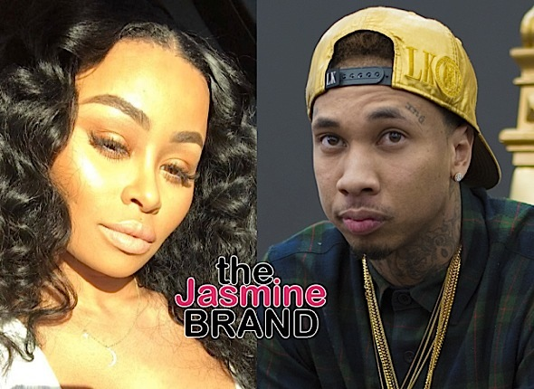 Blac Chyna Calls Tyga A Gay F*g, Broke B*tch: I have more money than you!