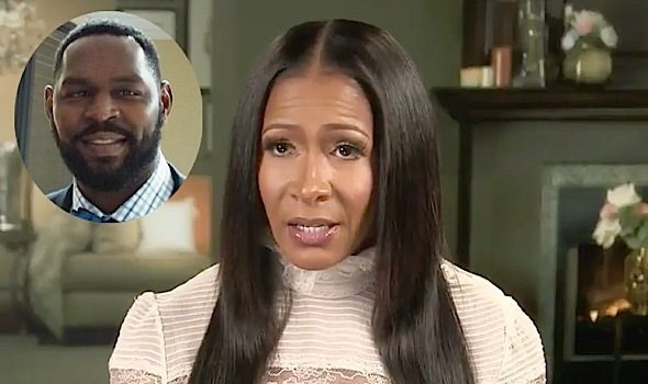 Sheree Whitfield Admits Ex Bob Was Physically Abusive: He choked me. [VIDEO]