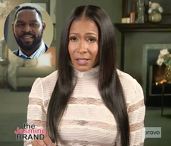 Sheree Whitfield's Ex Bob Apologizes For Domestic Abuse