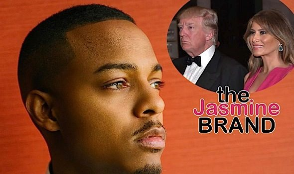 Bow Wow Threatens To Pimp Trump's Wife