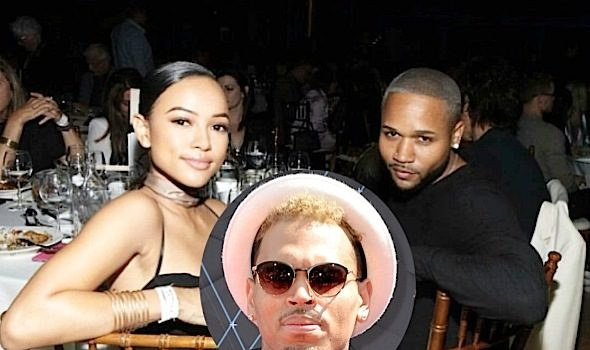 Karrueche Tran's BFF: Chris Brown Threatened To Shoot & Beat Me Up