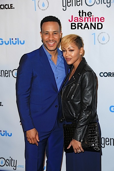 Meagan Good's Husband DeVon Franklin Gives Relationship Advice: Don't Act Like You're Married When You're Not