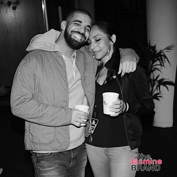 Drake Has A New Sade Tattoo