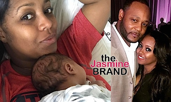 Ed Hartwell Wants Joint Custody of Newborn With Keshia Knight-Pulliam