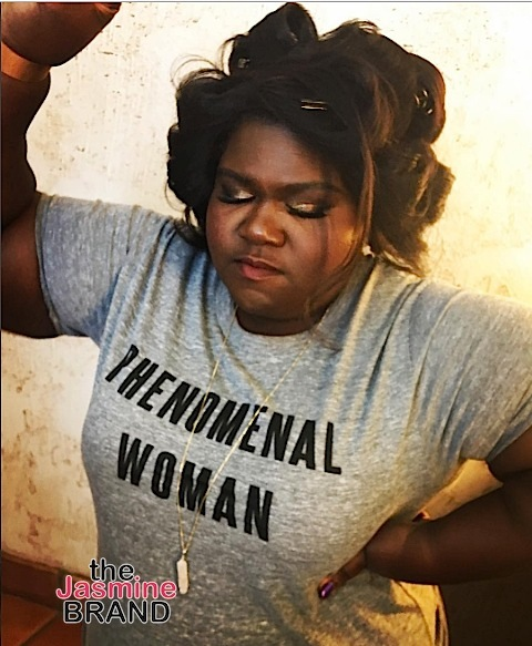 "Gabourey Sidibe Doesn't Want To Talk About Her Weight Anymore: ""I don't want to talk about my body all the time."""