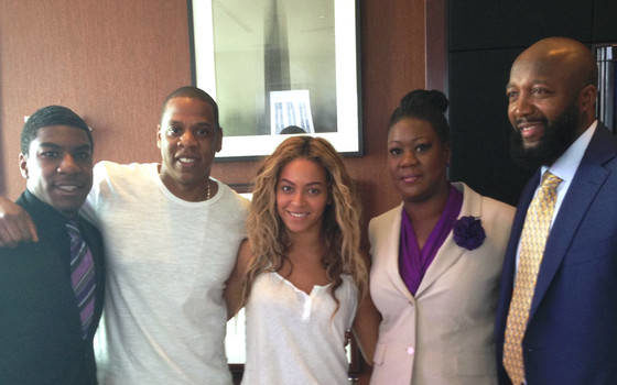 Jay Z Producing Trayvon Martin Film & Docu-Series