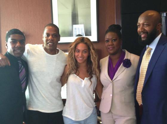 Jay Z Producing Treyvon Martin Film & Docu-Series