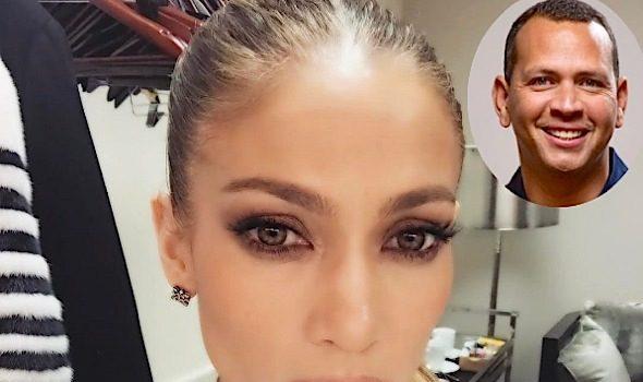 J.Lo Dating Alex 'A-Rod' Rodriguez