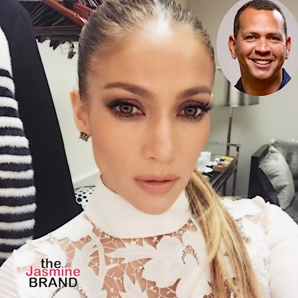 J.Lo Dating Alex 'A-Rod' Rodriguez