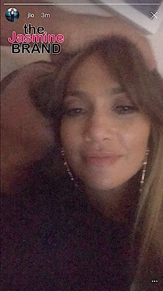 J.Lo Debuts New Boyfriend A-Rod On The 'Gram