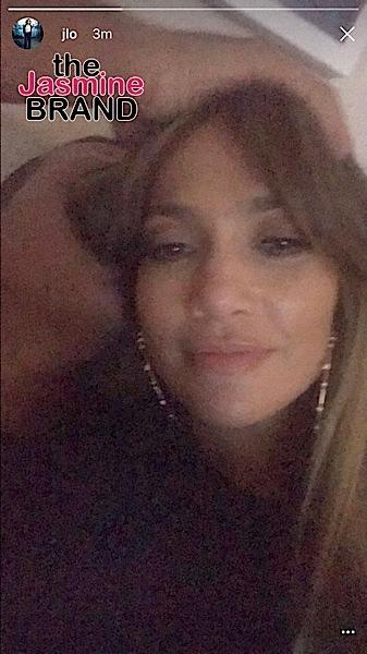 J.Lo Debuts New Boyfriend A-Rod On The 'Gram