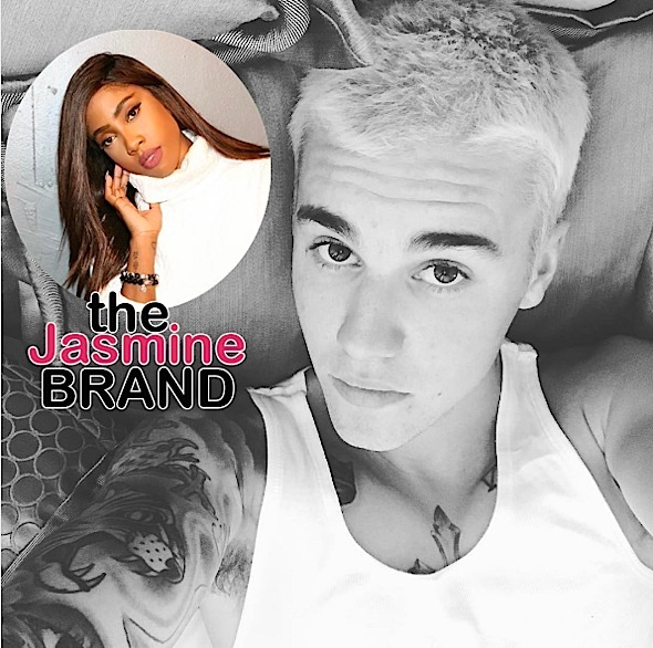 Justin Bieber Is Crushing On Sevyn Streeter [Photo]
