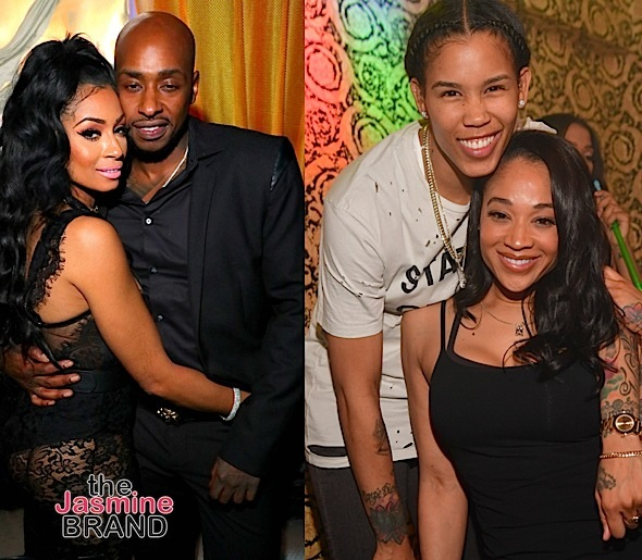 Karlie Redd & 'Black Ink Crew's Ceasar, Mimi Faust & WNBA Girlfriend Tamera Young + Bambi, Juelz Santana, Iman Shumpert [Party Pics]