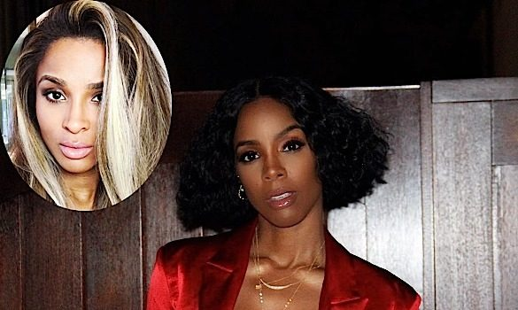 Kelly Rowland Denies Shading Ciara: She's my dear friend!