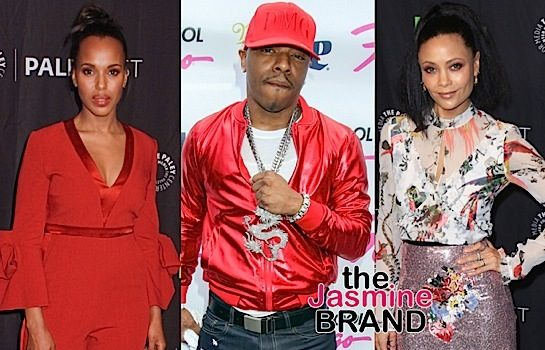 Trey Songz Parties in DC, Nicki Minaj & 2 Chainz Smoke Session + Kerry Washington, Sisqó, Thandie Newton