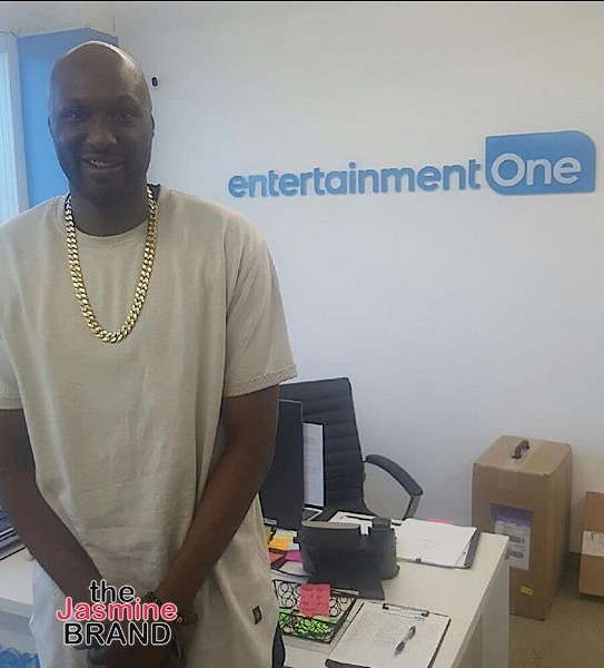 Lamar Odom Pushes Production Company, Justine Skye & NBA Boyfriend Turn Up + Malia Obama Hits NYC With Male Friend [Photos]