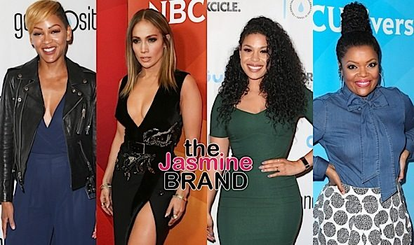Sherri Shepherd, Gizelle Bryant, Ashley Everett, Meagan Good, J.Lo, Jordin Sparks [Celebrity Stalking]