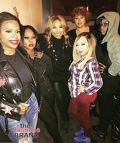 Xscape Pissed at TV One & Jermaine Duprie's Biopic, Group Creating Separate Docu w/ Mona Scott-Young