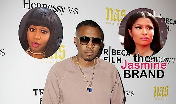 Remy Ma Can't Perform Nicki Minaj Diss Track + Nas: It's not my fault.