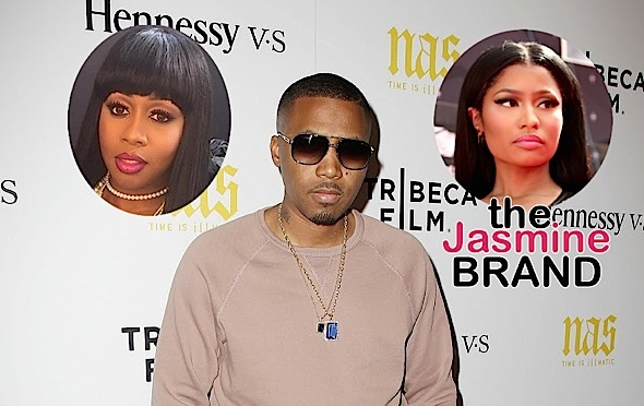 Remy Ma Can't Perform Nicki Minaj Diss Track + Nas: It's not my fault.