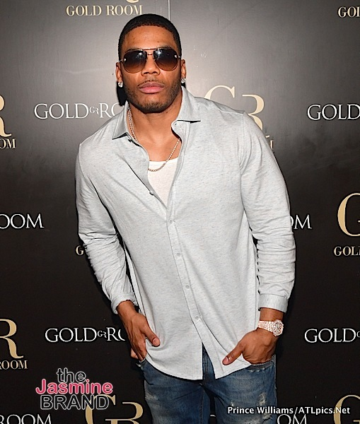 Nelly Arrested For Rape