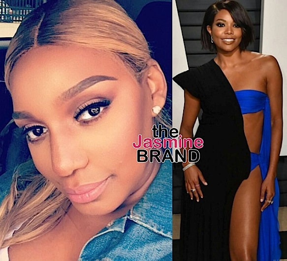 NeNe Leakes On Gabrielle Union's Fashion: She's THIRSTY!