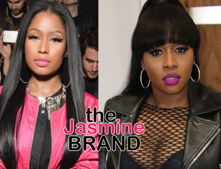 Nicki Minaj Trashes Remy Ma In Open Letter, Offers Rapper Half A Million: You're a peasant.