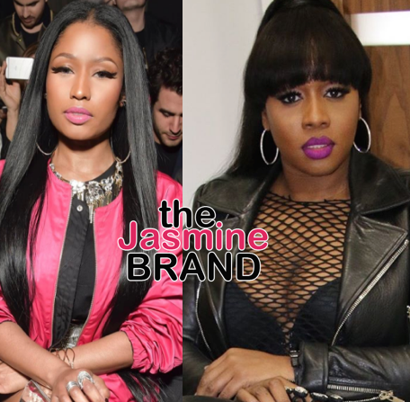 Nicki Minaj Performs 'No Frauds' Diss, Remy Ma Reacts: Nobody believes you're tough!