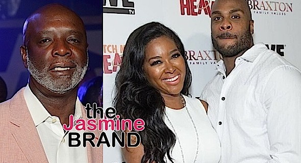 (EXCLUSIVE) Peter Thomas & Kenya Moore Ex Matt Jordan In Physical Altercation