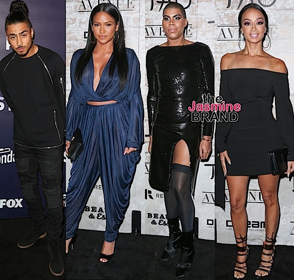 DJ Khaled, Ryan Destiny, Quincy Brown, Cassie, EJ Johnson, Draya Michelle [Celebrity Stalking]