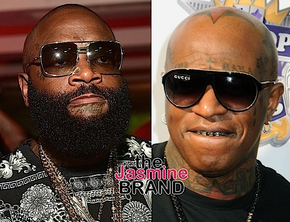 "Rick Ross Says Birdman Needs To Pay Lil Wayne ASAP ""Get a loan & pay that man."" [VIDEO]"
