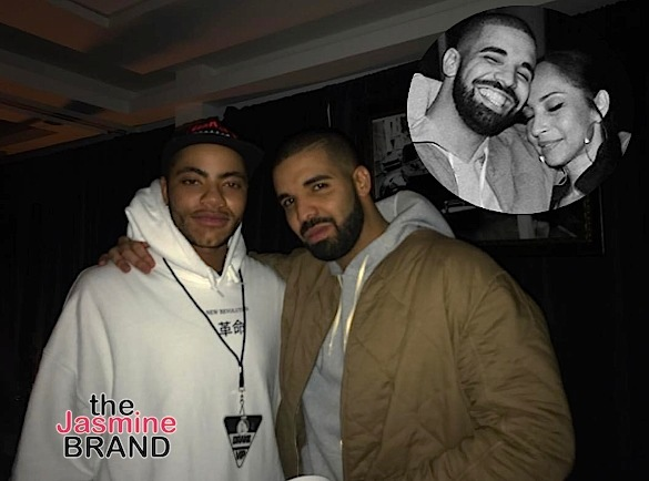Sade's Son: My mom is NOT dating Drake.