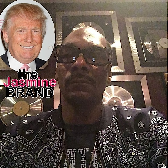 Donald Trump: Snoop's Career is FAILING!