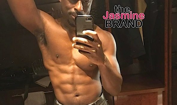 Sterling K. Brown's Ripped Abs, Porsha Williams' Jamaica Booty, Baby Future's Studio Skills + Cassie & Diddy [Photos]