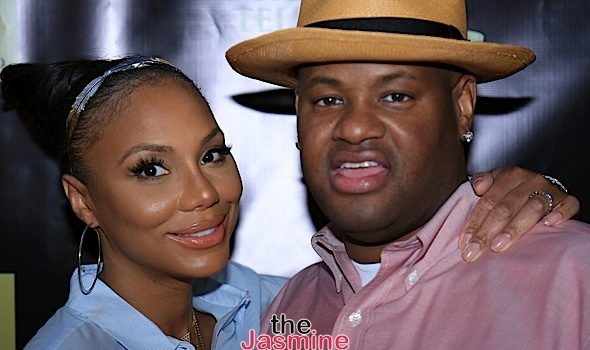 (EXCLUSIVE) Tamar Braxton's Husband Vince Herbert Sued By Sony Music For $3 Million