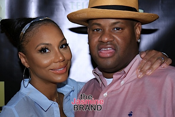 Tamar Braxton's Estranged Ex Husband Vincent Herbert Accused Of Not Paying Rent & Bouncing Checks