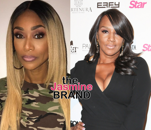 Expect Drama Between Tami Roman & Jackie Christie: We were good until this season.