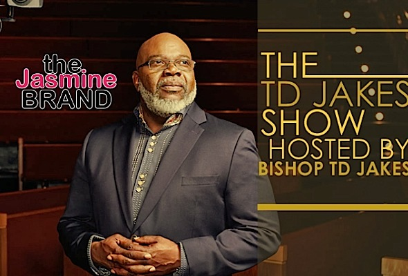 Bishop Jakes Talk Show Cancelled