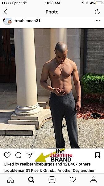 Is T.I. Dating Drake's Ex Girlfriend Bernice Burgos?