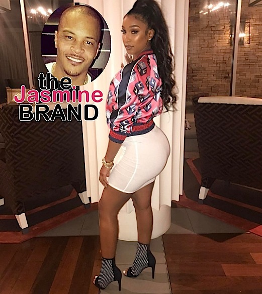 Is T.I. Dating Drake's Ex Girlfriend Bernice Burgos? [Photos]