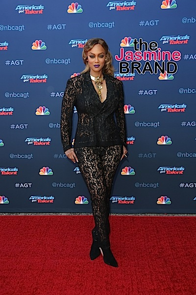 Tyra Banks Says The 'Inclusive' Ball Was Dropped On 'America's Next Top Model': We Messed Up