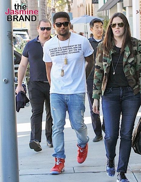 Usher, Jhene Aiko, Big Sean, Kelly Rowland, Keri Hilson & Bryan Michael Cox