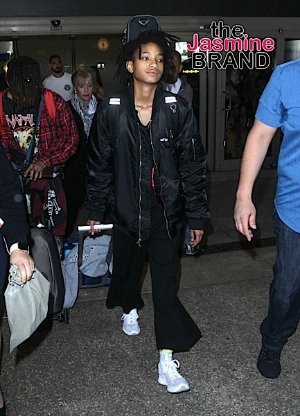 Willow Smith My Life Is Absolutely Terrible Thejasminebrand