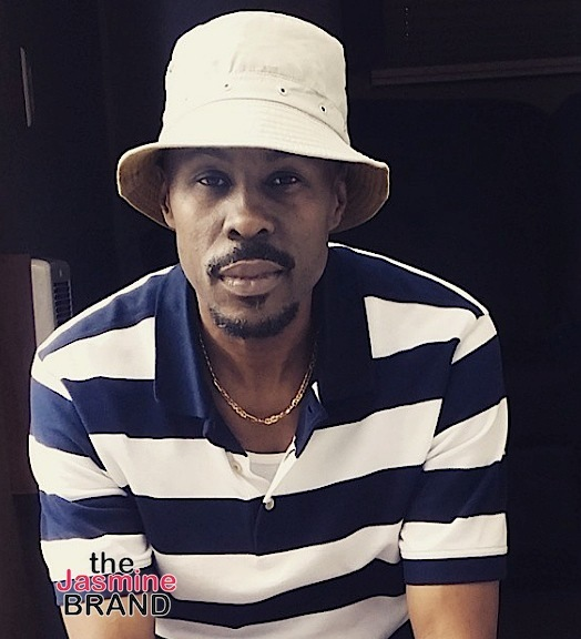 Wood Harris Caught On Tape Cursing Out Mistress Who Claims He Allegedly Beat Her
