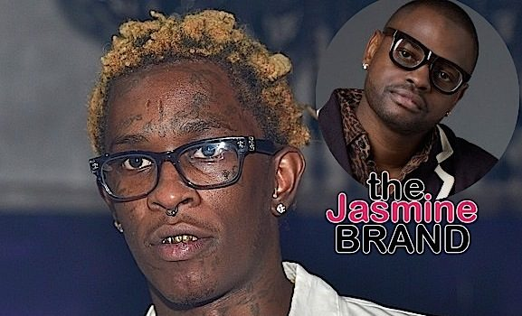 (EXCLUSIVE DETAILS) Young Thug's Ex Manager Manny Halley Suing Rapper's Biz Manager For $50 Million
