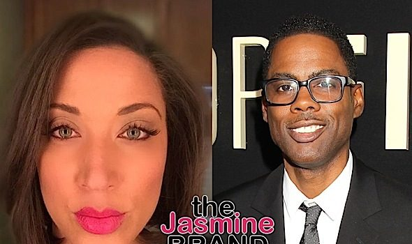 Chris Rock To Produce BET's 'The Rundown With Robin Thede' Late Night Show