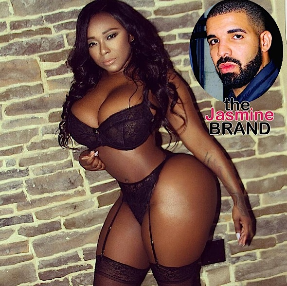 Drake's Alleged Baby Mama Layla Lace Is 100% He's The Baby Daddy